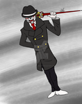 Other RWBY OCS - The Patriarch - Ivory Neri by SirFlairTheFabulous