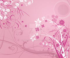 Pastel Pink go Launcher Wallpaper by Jekmyster