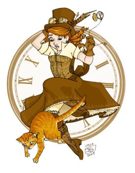Clockwise and Widdershins by jill-calico