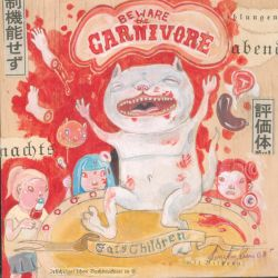 Carnivore by miorats