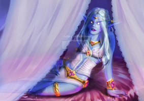 Queen Azshara by Konata-C