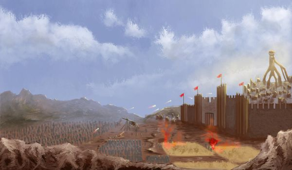 city war by omerayar