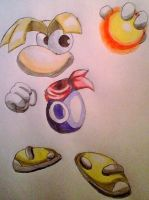 Rayman has the Power! by EpicKentral9000