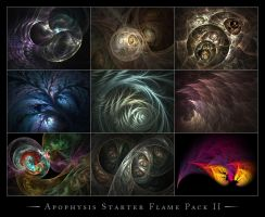 Apophysis Starter Flames II by ClaireJones