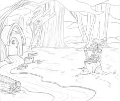 The Dwarves' Outhouse by NezumiWorks