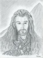 Thorin Oakenshield by Ithiliel-o-Gondolin