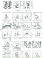 Belle's Magical Stories/storyboard by AmberHollinger