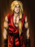 Ken Masters by MomentsOfBloom