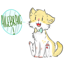 Darwin- For Mathematical-cat by MysteryFalls