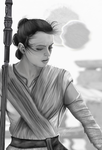 Rey By Keving by KevinG-art