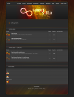 IS v2 Forum Design Concept by abney317