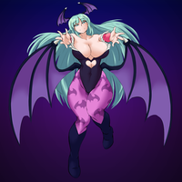 Morrigan by KreativeKyle