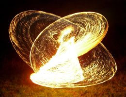 Mobius strip's on fire by MD-Arts