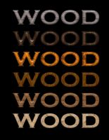 Wood Styles by Outraejss