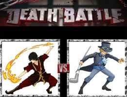 Request #178 Zuko vs Sabo by LukeAlanBundesen