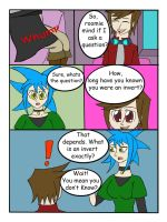 My Life as a Blue Haired Sorceress page 35 by epic-agent-63