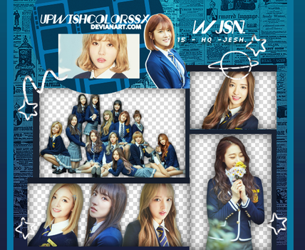 COSMIC GIRLS|WJSN PNG PACK #3 by UpWishColorssx