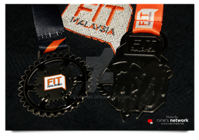 Medal FIT 2015 And 2016 by carnine9