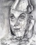 The Tinman Aka Jack Hailey by Orangeandbluecream