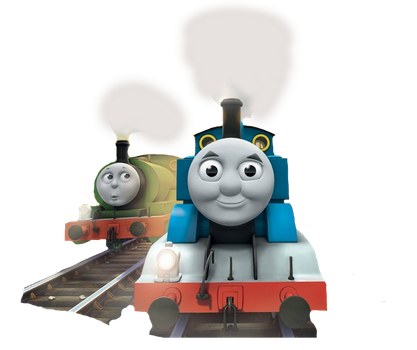 Thomas and Percy - Tale of the Brave promo vector by 76859Thomasreturn