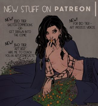 New rewards coming to the UL Patreon! by toherrys