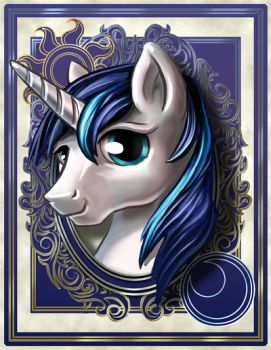 Shining Armor by harwicks-art