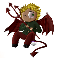 Imp Tweek by Miss-Ace712