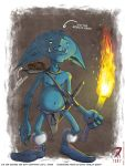 Jig the Goblin by Hyptosis