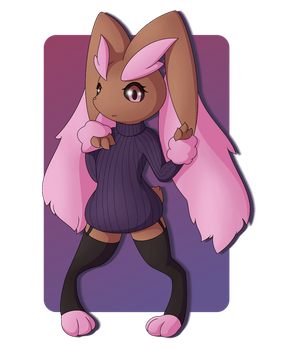 Bunnyfic :: Commission by Lornext