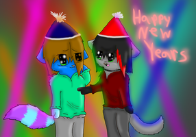 HAPPY NEW YEARS by breebree223