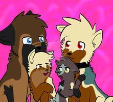 Family Picture by 5iveAM