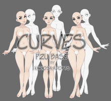 (P2U) Curves Base by Kariosa-Adopts
