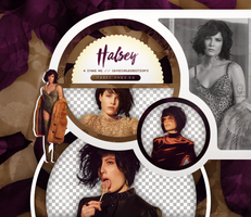 PACK PNG 752| HALSEY by MAGIC-PNGS