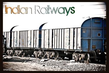 Indian Railways by Orlandosolutions
