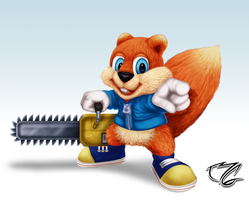 Conker Smashified by MrBigTheArtist