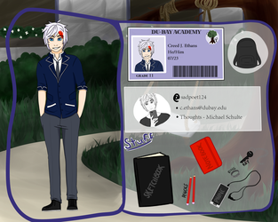 .:Du-Bay Academy:. Creed Ethans Application by imagine-all-the-art