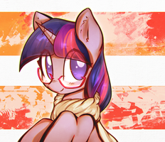 white stripes by mirroredsea