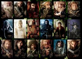 The Hobbit -wallpaper by SpiritOfNature