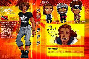 .:Working Boy:. Chase Machalle Ref Sheet by juke-boxx