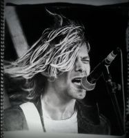 Kurt cobain drawing FINISHED by CalebSlabzzzGraham