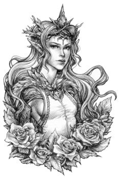 Forest Queen by bluessence