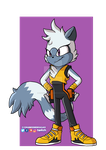 Tangle the Lemur by CranioDeDragao