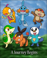 A Journey Begins Cover