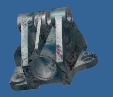 3D Solid 6 by Olgola