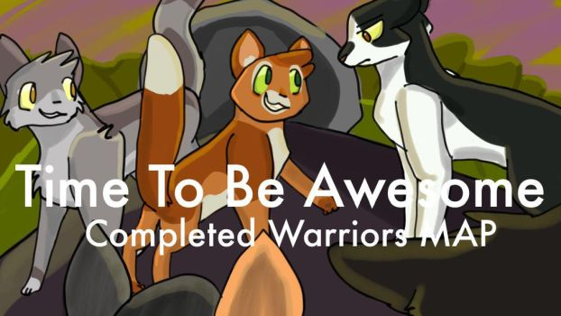 Time To Be Awesome Thumbnail Contest by BreezyBramble