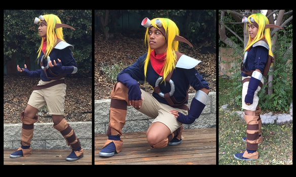Jak Cosplay by MGerbil