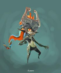 Midna by Raiden-chino