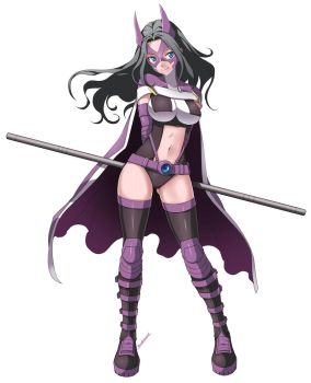 Huntress by gigiEDT