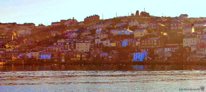 Fowey by blackpixifotos