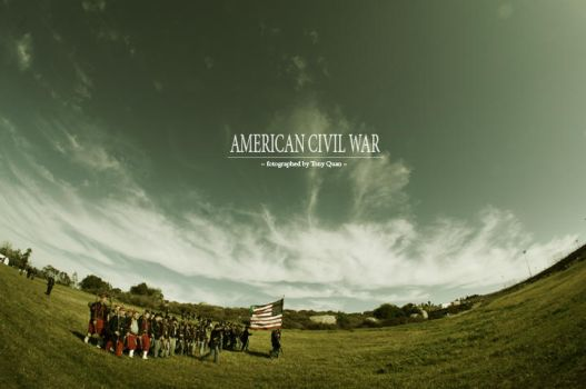 American Civil War by qcamera
